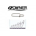 OWNER  CROSS LOCK  SNAP SWIVEL  52810